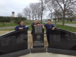 A big thank you to the True Craftsmen of Wellwood Memorials